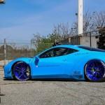 """Ferrari 458 """"Liberty Walk"""" - Violence oculaire 3"""