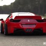 """Ferrari 458 """"Liberty Walk"""" - Violence oculaire 27"""