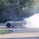 C63 AMG Wagon… Compresseur… 700 +… La tueuse de pneus !