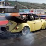 Turbo VW Cox cab… ou l'histoire du 400m en 8,2 secondes ! 1