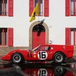 Ferrari 250 GT SWB Drogo… Le Breadvan onboard sur le Nürb F1 3