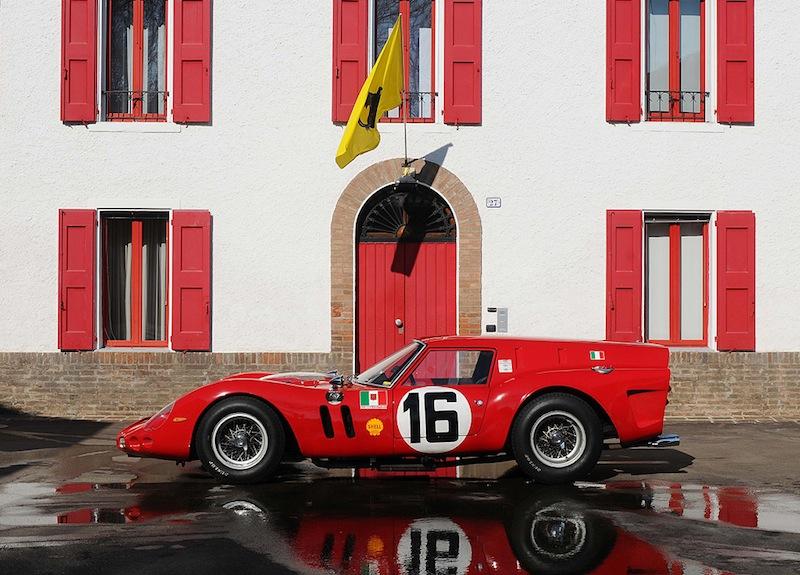 Ferrari 250 GT SWB Drogo… Le Breadvan onboard sur le Nürb F1 8