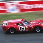 Ferrari 250 GT SWB Drogo… Le Breadvan onboard sur le Nürb F1 1