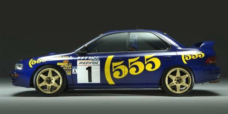 Subaru Impreza… L'époque ou la reine des rallyes, c'était elle !