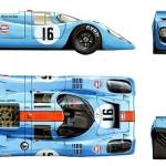 Laguna Seca en Porsche 917… Frissons garantis !