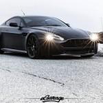"Aston Martin Vantage chaussée en HRE : ""Symphony of Evil"" !"