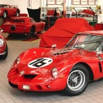 Ferrari 250 GT SWB Drogo… Le Breadvan onboard sur le Nürb F1