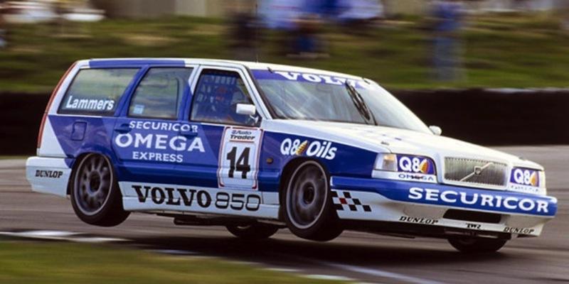 Volvo 850 R... La Sup'R Brique ! 2
