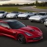 Corvette C7 – Elle enlève le haut et en hurle de plaisir !
