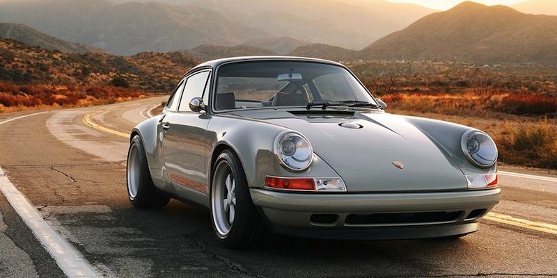 Top Gear : Porsche 991 Vs 911 Singer – Aux mains de James May