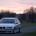 BMW E36 Touring… un break ça le fait bien aussi !