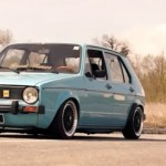 1977 Golf TD - Stance Made in France