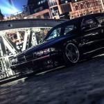 """Black Beauty"" - BMW 740 E38 35"