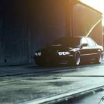 """Black Beauty"" - BMW 740 E38 37"
