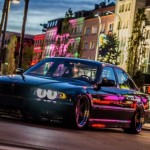 """Black Beauty"" - BMW 740 E38 39"