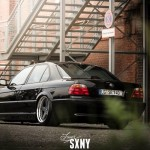 """Black Beauty"" - BMW 740 E38 40"