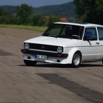 Le tuning il y a 20 ans… Golf 1 Abt ! 2