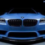 BMW M5 F10 iND Distribution en Yas Marina Blue ! 10