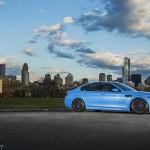 BMW M5 F10 iND Distribution en Yas Marina Blue ! 6