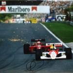 """""""Limit is reality"""" - Prost vs Senna ! L'histoire du plus beau duel de la F1 4"""