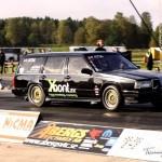 Volvo 740… T5… 1000 ch ! La Brique supersonique… 3