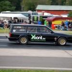 Volvo 740… T5… 1000 ch ! La Brique supersonique… 1