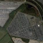 Les cimetières de voitures … neuves ! Hallucinant O_o 13