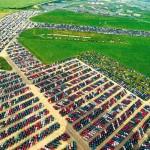 Les cimetières de voitures … neuves ! Hallucinant O_o 6