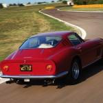 L'occasion de rouler dans la 275 GTB/4 de Steve McQueen. 2