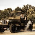 Jeep Willys avec 750 ch sous le capot… Vous prenez ?