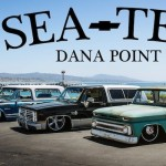 """Sea Ten"" … Chevy Air Ride en cruising à San Diego…"