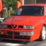Alfa Romeo 155 Q4 Turbo… Wrooaap Tscchiiiii... Violente !