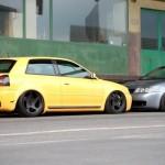 Audi A3 & S3 en Airride… Et ça leur va plutôt bien !