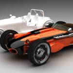 Vision de designer – Au tour de la Lotus Seven !