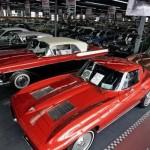 Enchères… Une collection de 450 voitures à vendre, sans réserve !