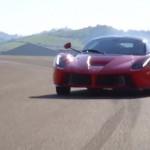 Top Gear s'occupe de la LaFerrari … Faut que ça fume !