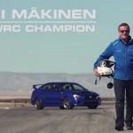 Tommi Mäkinen de retour dans la nouvelle WRX STI
