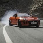 La Jaguar F-Type se lâche … Putain ce bruit !