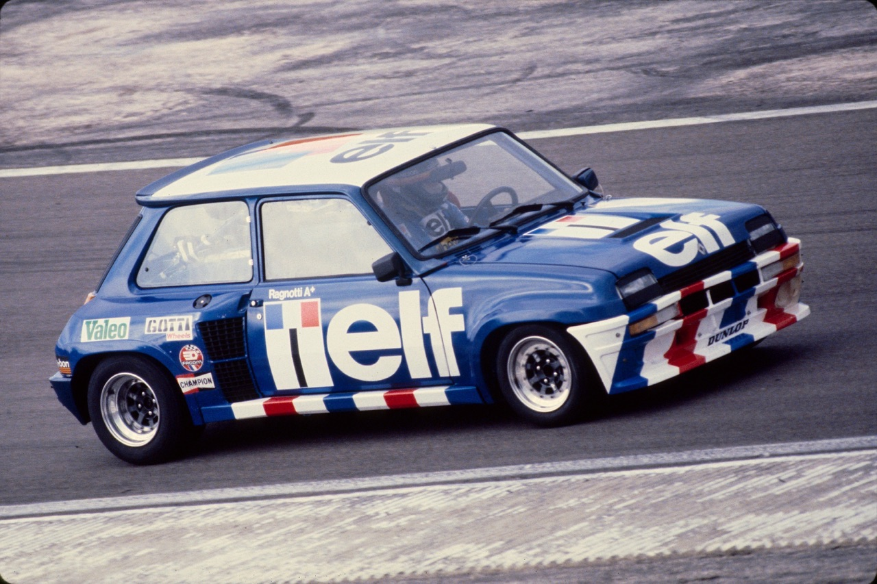"""""""R5 Turbo Europa Cup"""" - 1980… Ca fout les frissons ! 6"""