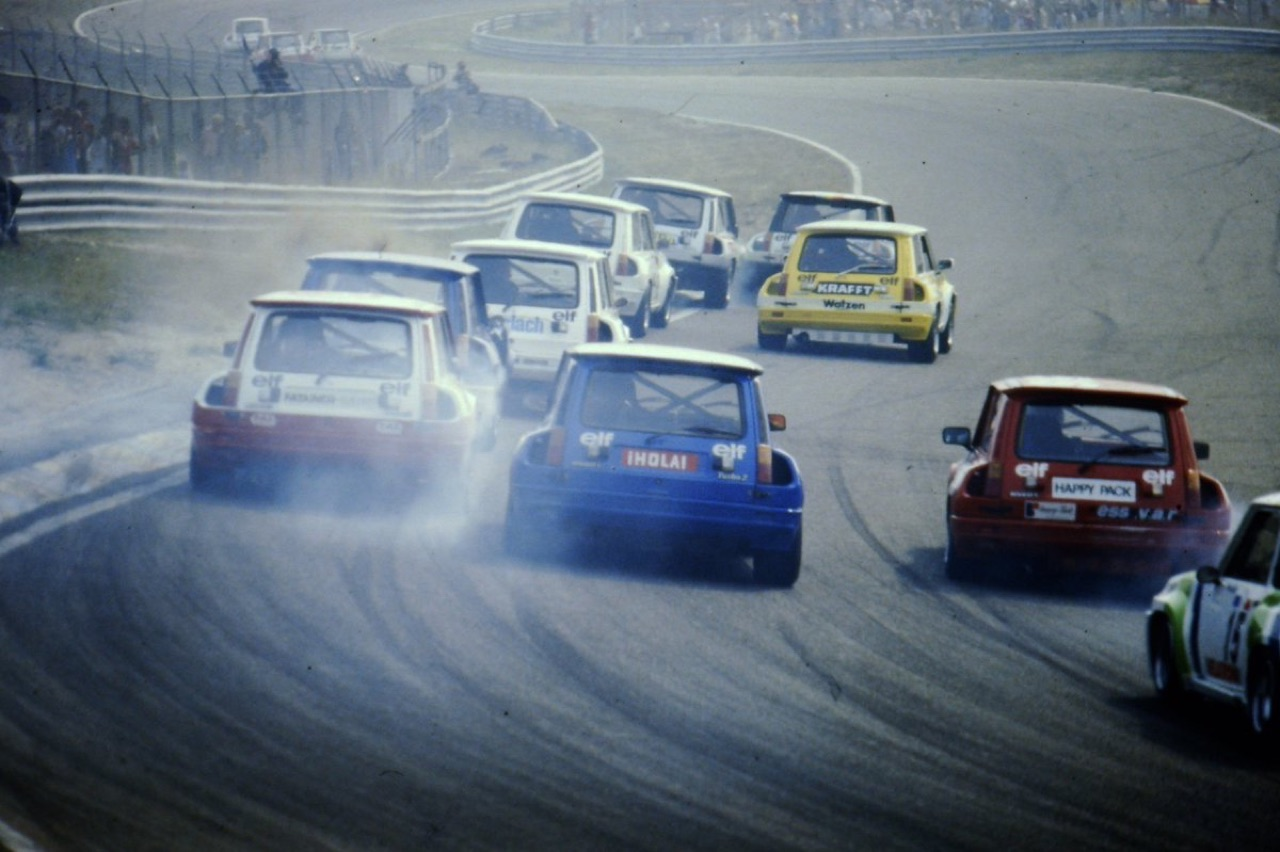 """""""R5 Turbo Europa Cup"""" - 1980… Ca fout les frissons ! 5"""