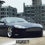 Aston DB9 Airride... Un V12 sur coussins d'air ! 5