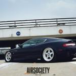 Aston DB9 Airride... Un V12 sur coussins d'air ! 4