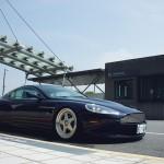 Aston DB9 Airride... Un V12 sur coussins d'air ! 3