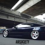 Aston DB9 Airride... Un V12 sur coussins d'air ! 2