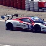 DLEDMV en mode racing - FFSA GT Tour à Lédenon 67