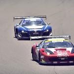 DLEDMV en mode racing - FFSA GT Tour à Lédenon 83