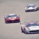 DLEDMV en mode racing - FFSA GT Tour à Lédenon 84