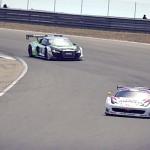 DLEDMV en mode racing - FFSA GT Tour à Lédenon 90