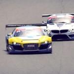 DLEDMV en mode racing - FFSA GT Tour à Lédenon 93