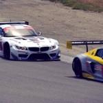 DLEDMV en mode racing - FFSA GT Tour à Lédenon 94